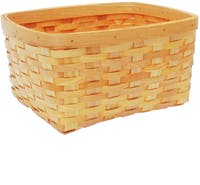 The Storage Shoppe Wooden Basket S