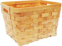 The Storage Shoppe Wooden Basket L