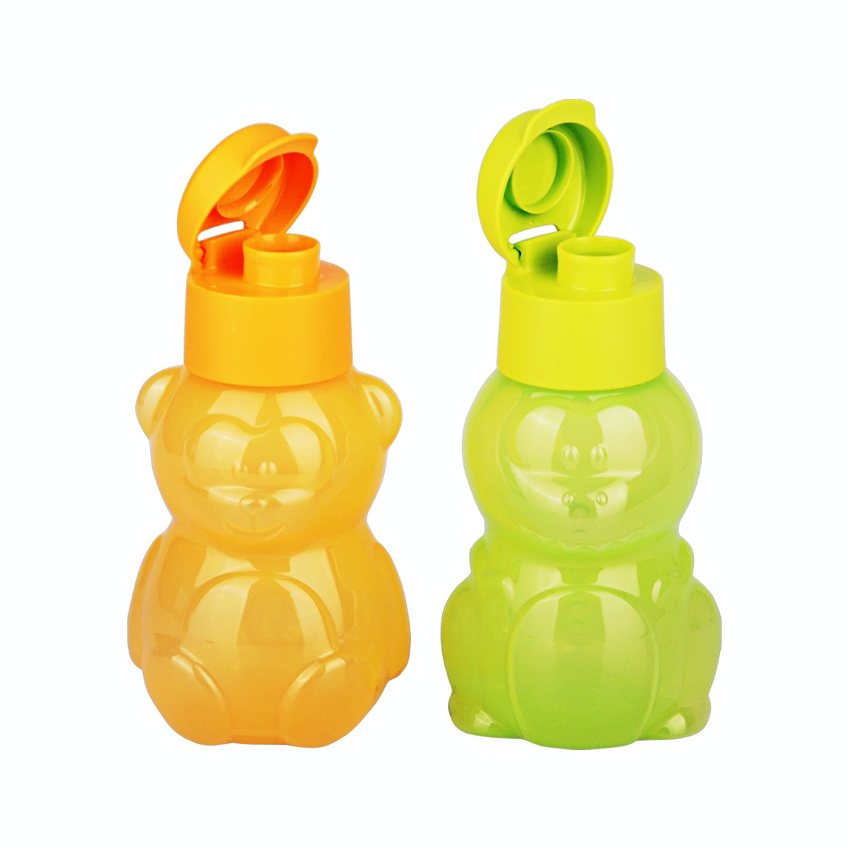 Tupperware Eco Bottle Kids 350ml Bear & Dino (2pcs)