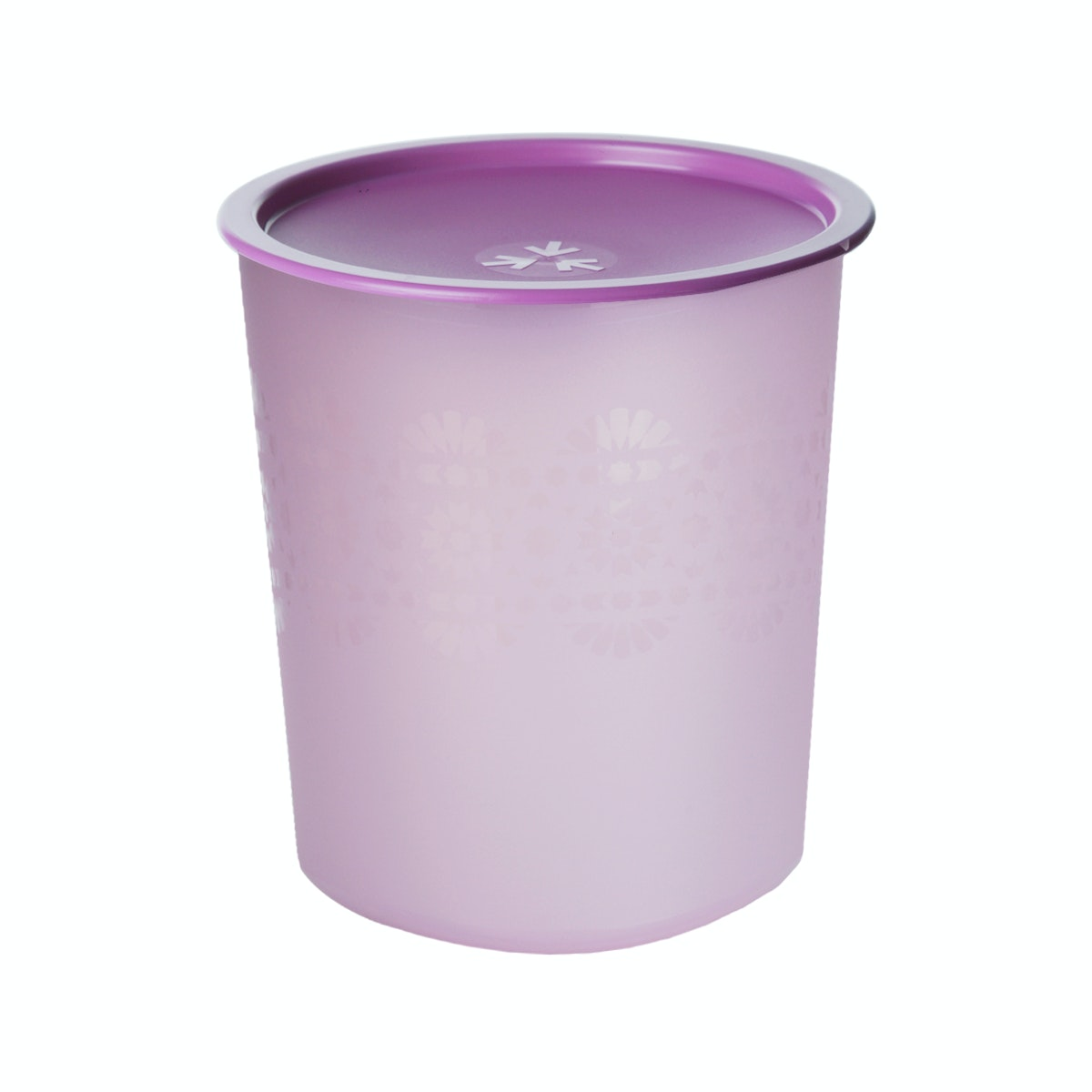 Tupperware Large Mosaic Canister