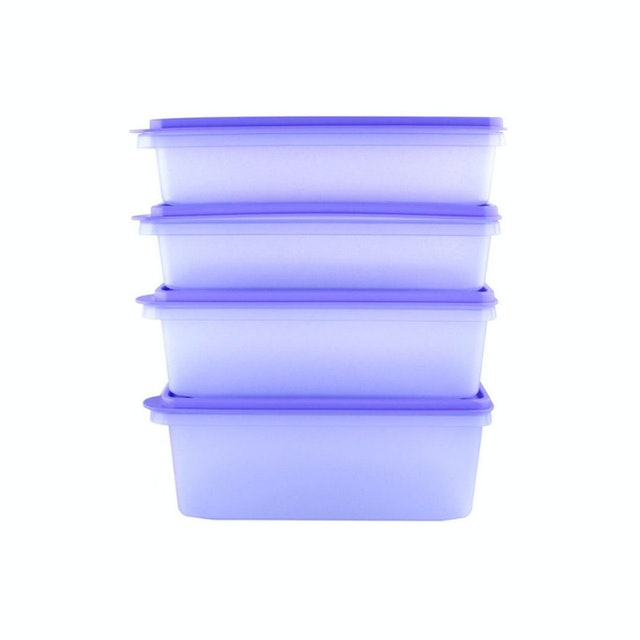Tupperware Plum Collection