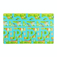 TOPSBRIDGE Karpet Daedong Road Map Boy & Girl 240X140X1.4cm