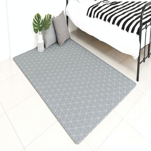 TOPSBRIDGE Karpet Modern 135x105x1.4cm Made In Korea