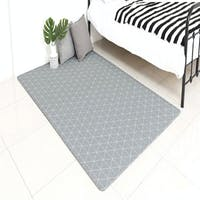 TOPSBRIDGE Karpet Modern 185x140x1.4cm Made In Korea