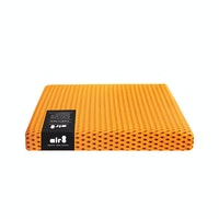 Air8 Chairpad - 3D Seat Cushion - Bright Marigold - Uk 42cm x 40cm x 4 cm