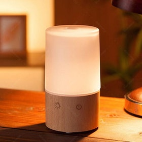 UCHII Portable Humidifier and Aroma Diffuser - Wooden