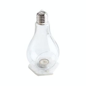 UCHII Decorative Glass Light Bulb Hanging Wall - Lampu Kaca Hias M