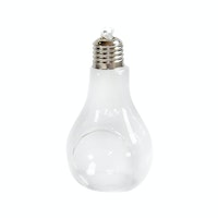 UCHII Decorative Glass Light Bulb Hanging - Lampu Lilin Hias Jadul L