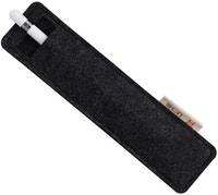 UCHII Felt Pen / Stylus Holder Case Cover | Sarung Pensil Anti Gores S - Hitam