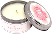 UCHII Aroma Therapy Decorative Canned Candle Lilin Wangi Pink Blossom