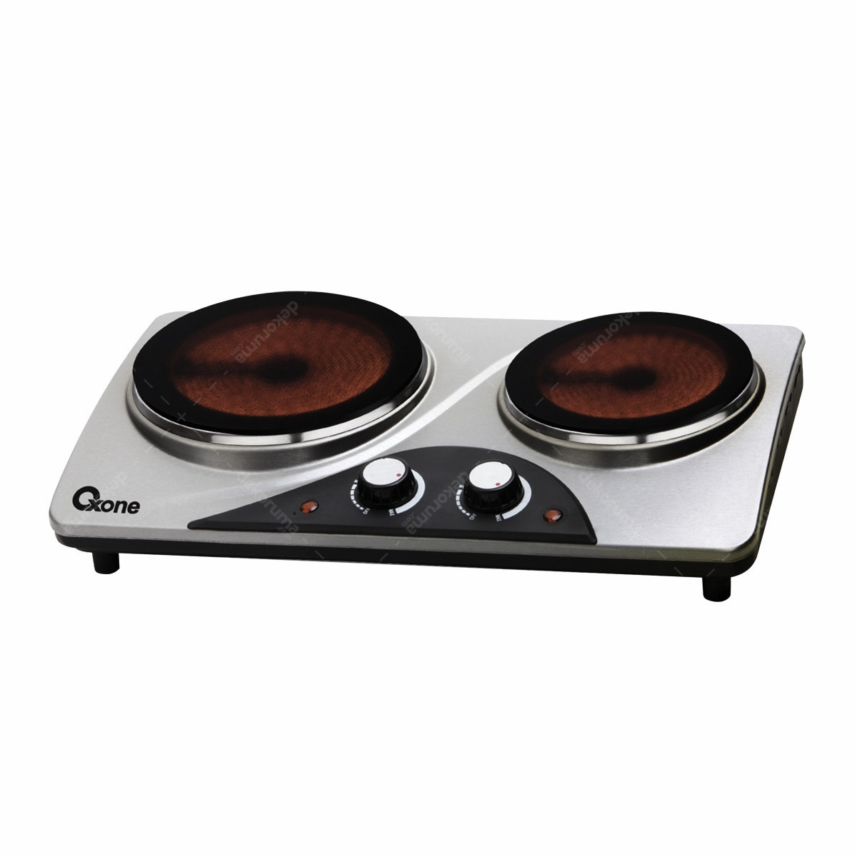 Oxone Double Ceramic Stove OX-655D