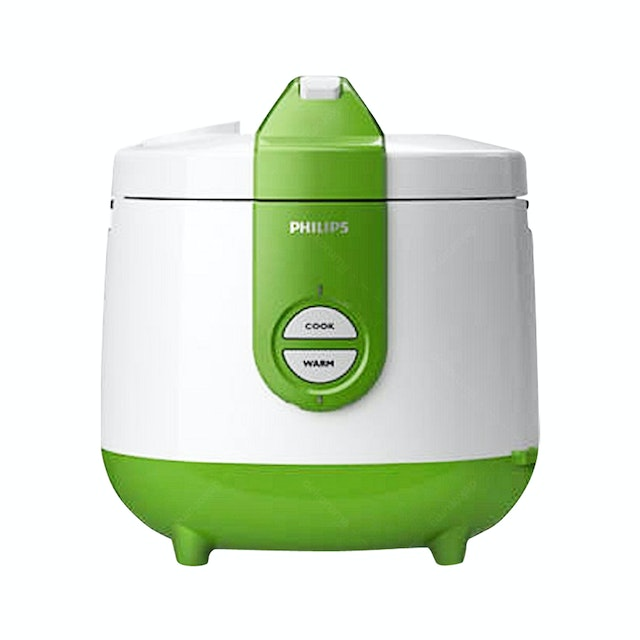 Philips Rice Cooker HD3118 2L Hijau