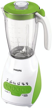 Philips Blender Plastik, 350W - HR 2115 Green