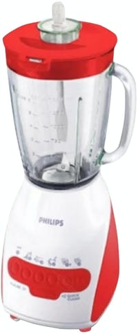 Philips Blender Glass, 350W - 2116 Red