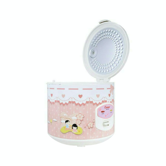 Cosmos Rice Cooker/ Magic Com 3 in 1 - 1.8L CRJ-3232 Pink