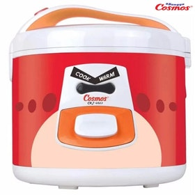Cosmos Rice Cooker/ Magic Com (Angry Bird) 1.8L CRJ-6023 Merah