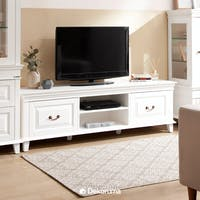 Unihome Meja TV White