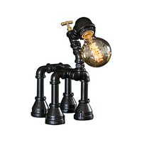 VIO The Bulb Lampu Meja TL-22 BLACK