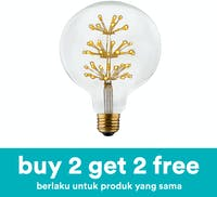 VIO The Bulb BUY 2 GET 2 FREE Lampu LED VL-05
