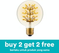 VIO The Bulb BUY 2 GET 2 FREE Lampu LED VL-03