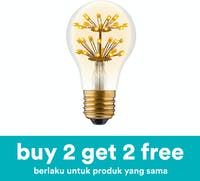 VIO The Bulb BUY 2 GET 2 FREE Lampu LED VL-02