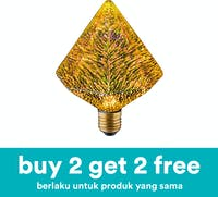 VIO The Bulb BUY 2 GET 2 FREE Lampu LED VL-40