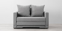 Ananta Fernando Sofa Bed Abu Mid Grey