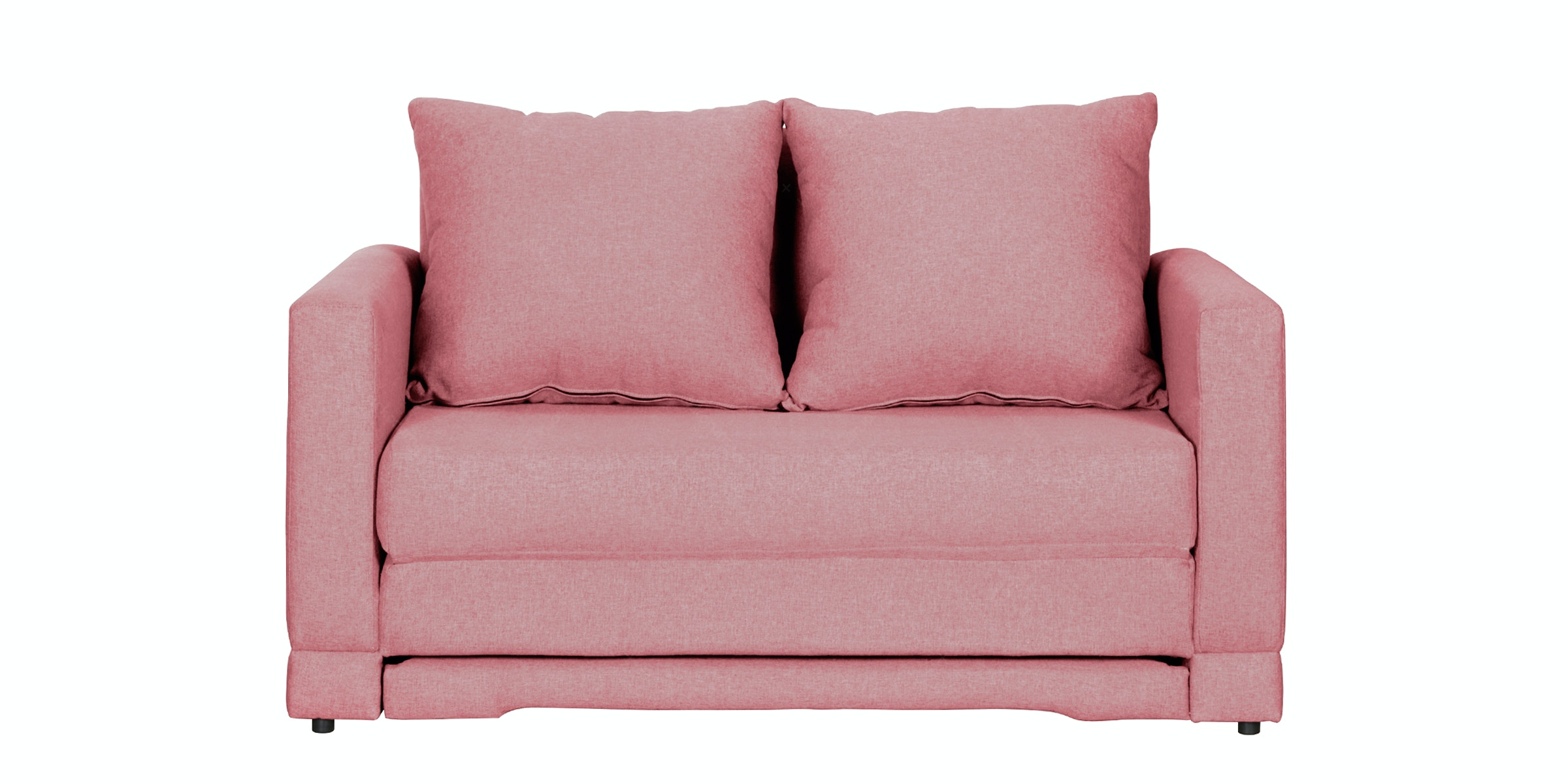 Voda Collection Fernando Sofa Bed Pink Flamingo
