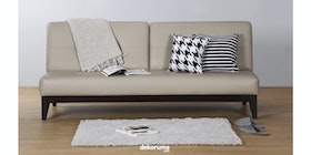 Voda Collection Rebeca Sofa Bed Krem