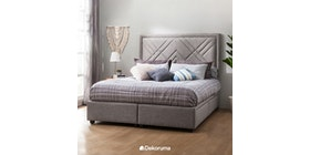 Ananta Valerie Bed Frame King