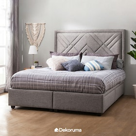 Voda Collection Valerie Bed Frame Queen