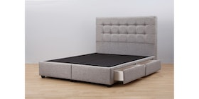 Voda Collection Olivia Bed Frame  Queen