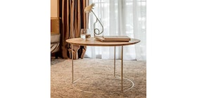 Vidia Home White Oak Element Coffee Table