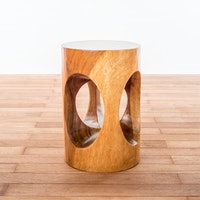 Vidia Home Trembesi Stool