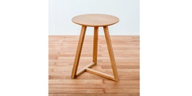 Vidia Home Leaning T Side Table