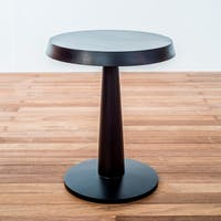 Vidia Home Black Brio Side Table