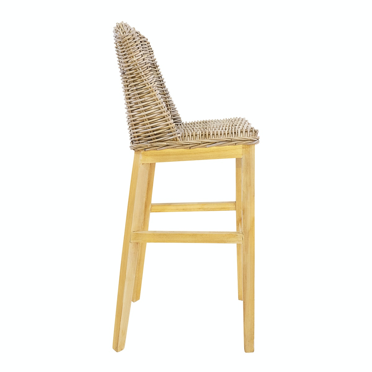 Vie For Living Rattan Bar Chair