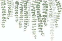 Iwallyou Wall Sticker Hanging Green Plants