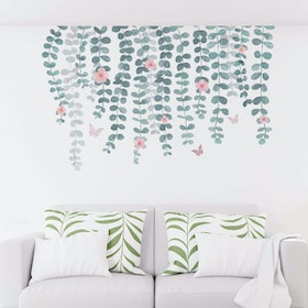 Iwallyou Wall Sticker It's a Vine Day at Home