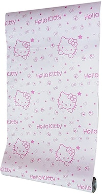 Zhufu ZF 10-098 Wallpaper Dinding - Motif Hello Kitty