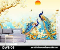 DWS 3D Wallpaper Custom - Motif 3D | DWS 06