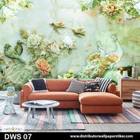 DWS 3D Wallpaper Custom - Motif 3D | DWS 07