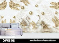 DWS 3D Wallpaper Custom - Motif 3D | DWS 08