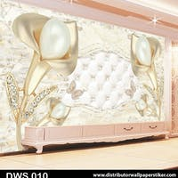 DWS 3D Wallpaper Custom - Motif 3D | DWS 010