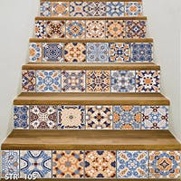 Luxurious 3D Stairway Wallpaper Custom - Tangga set | STR - 105