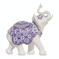 Vivere Object Deco Elephant Tusk Big Blu