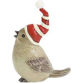 Vivere Object Deco Bird Hat Up Bro