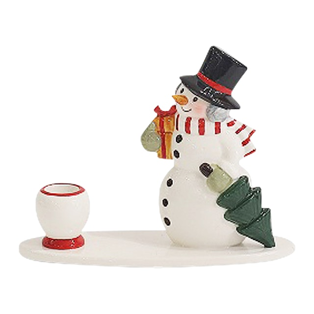 Vivere Tapper Ch Snowman Whired