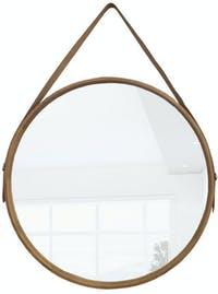 viku furniture OVEAR ROUND MIRROR