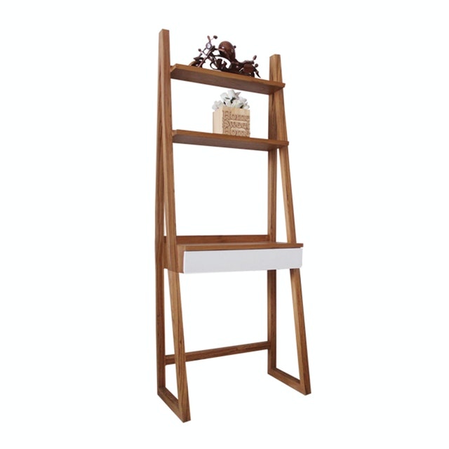 Viku Furniture Forera Ladder shelf with storage